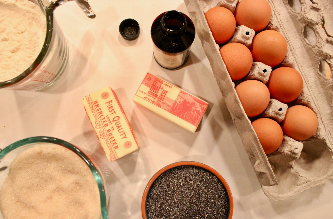 poppy seed cake ingredients